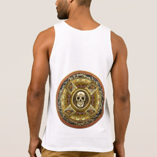 [700] Mictlantecuhtli – Aztec God of Death Shirts