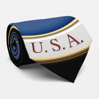[700] NASA Emblem [3D] Neck Tie