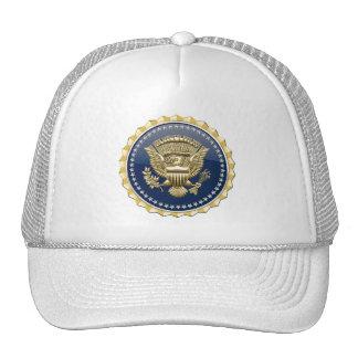 [700] Presidential Service Badge [PSB] Trucker Hat