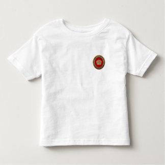 [700] Prince-Princess King-Queen Crown [Belg.Gold] Shirts