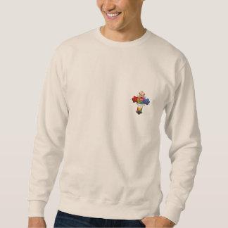 [700] Rosy Cross (Rose Croix) Pullover Sweatshirt