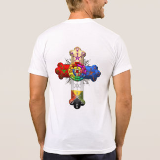 [700] Rosy Cross (Rose Croix) Shirt