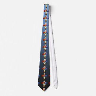 [700] Rosy Cross (Rose Croix) Tie