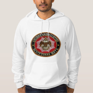 [700] Scottish Rite Double-headed Eagle Hoodie