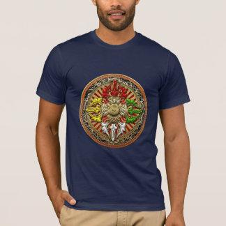 [700] Tibetan Double Dorje Mandala T-Shirt