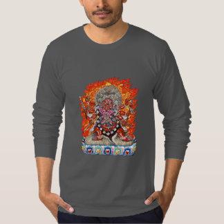 [700] Tibetan Thangka  - Wrathful Deity Hayagriva T-Shirt