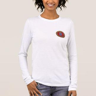 [700] Treasure Trove: Ancient Egyptian Scarab Long Sleeve T-Shirt