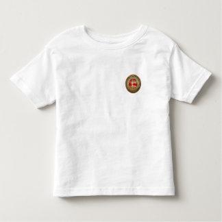 [700] Treasure Trove: Celtic Tree of Life [Gold] Toddler T-shirt
