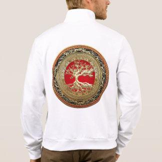 [700] Treasure Trove: Celtic Tree of Life [Gold] Tees