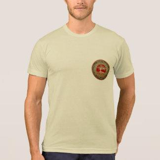 [700] Treasure Trove: Celtic Tree of Life [Gold] T-shirts