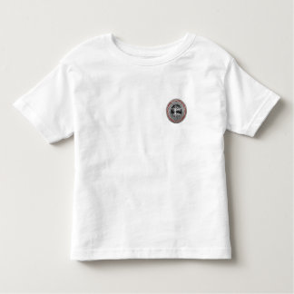[700] Treasure Trove: Celtic Tree of Life [Silver] Toddler T-shirt
