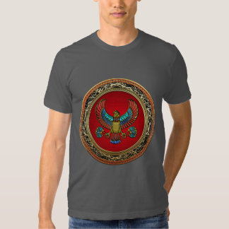 [700] Treasure Trove: Egyptian Falcon T-shirt
