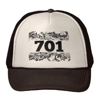 701 GORROS BORDADOS