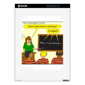 703 comes after a sentance cartoon iPad 2 skins