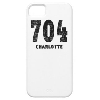 704 Charlotte Distressed iPhone 5 Covers