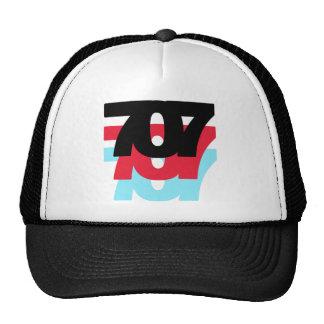 707 Area Code Trucker Hat
