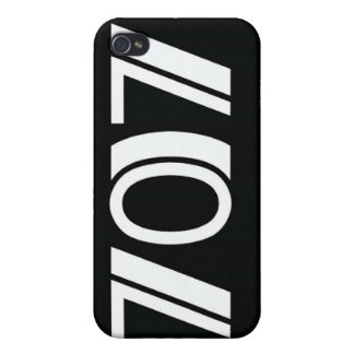 707 COVER FOR iPhone 4
