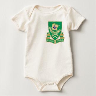 709 Military Police Battalion Baby Bodysuit