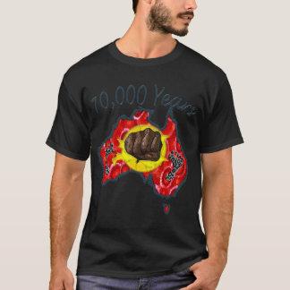 70 000 Years Aboriginal Design T-Shirt