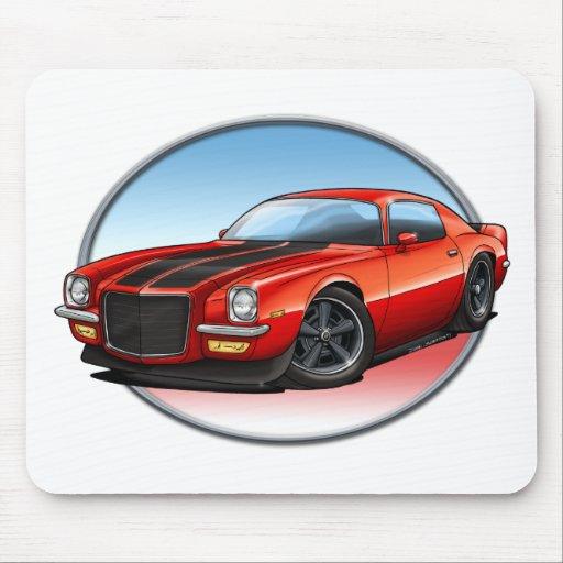 70-73 Red B Camaro.png Mousepads