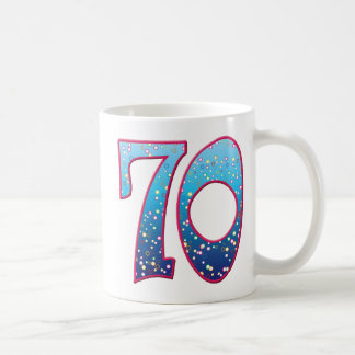 70 Age Rave Coffee Mug