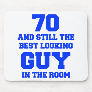 70-and-still-best-looking-guy-FRESH-BLUE.png Mouse Pad