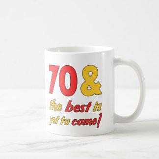 70 Best Birthday Gifts Classic White Coffee Mug
