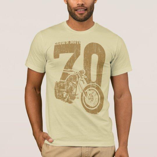 '70 Bobber (vintage copper) T-Shirt
