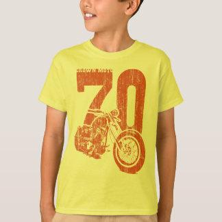 '70 Bobber (vintage red) T-Shirt