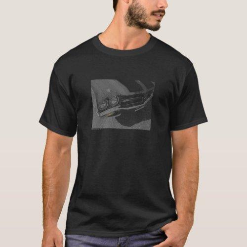 70 Chevelle SS T_Shirt