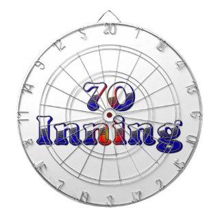 70 Inning Dartboard With Darts