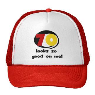 70 miradas tan buenas en mí camisetas y regalos gorras de camionero