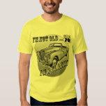 70.o Camisetas y regalos del cumpleaños Playeras