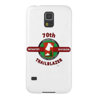 """70.o DIVISIÓN de INFANTERÍA """"PIONERO """" Funda Para Galaxy S5"""