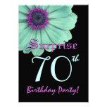 70.o Margarita colorida de la fiesta de cumpleaños Anuncios