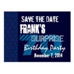 70.o Reserva del cumpleaños de la sorpresa el mode