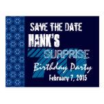 70.o Reserva del cumpleaños de la sorpresa el mode Postales