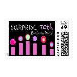 70.o Sello de la fiesta de cumpleaños de la SORPRE