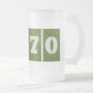 70.o Taza del vidrio del cumpleaños