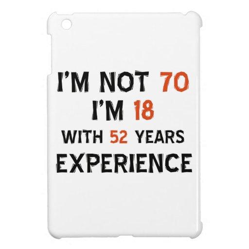 70.os diseños del cumpleaños