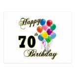 70.os regalos de cumpleaños y ropa felices del cum