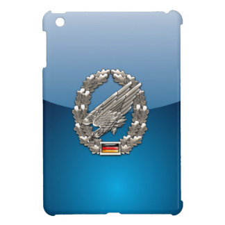 [70] Paratrooper [Fallschirmjägertruppe] Badge iPad Mini Cases
