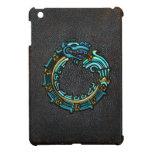 [70] Quetzalcoatl [Turquoise] iPad Mini Case