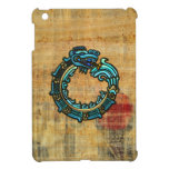 [70] Quetzalcoatl [Turquoise] Cover For The iPad Mini