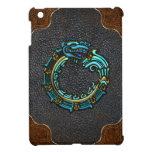 [70] Quetzalcoatl [Turquoise] iPad Mini Cases