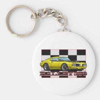 70_Rallye_350 Keychain