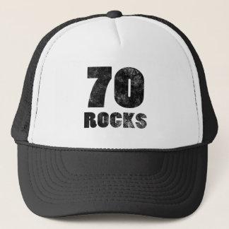 70 Rocks Trucker Hat