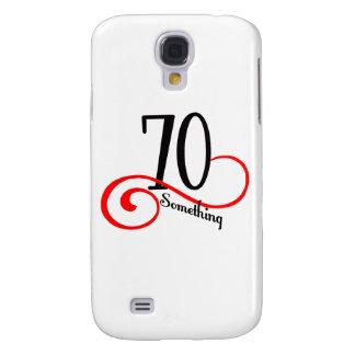 70 Something Samsung Galaxy S4 Case