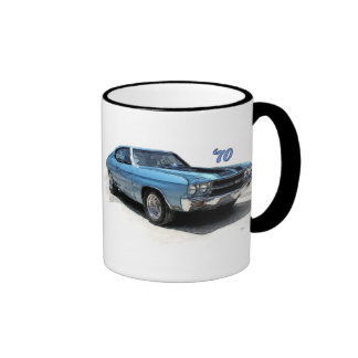'70 taza de Chevelle SS