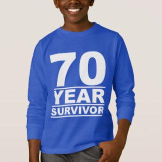 70 year survivor T-Shirt